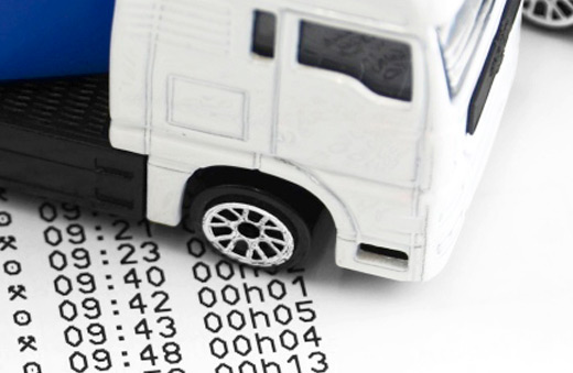 How to find out the timing of tachograph calibration?