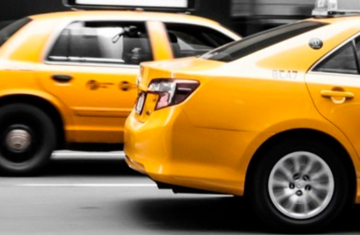 Advantages of an engine lock taxi tracking system