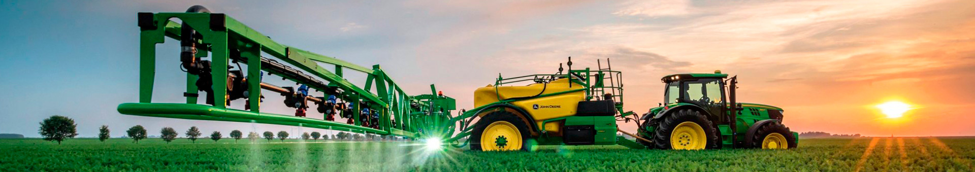 How to control the operation of agricultural machinery using GPS?